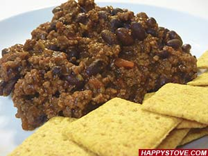 Black Beans Sloppy Joe - By happystove.com