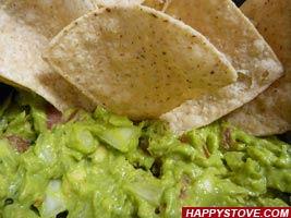 Guacamole Sauce - By happystove.com