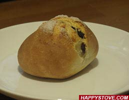 Homemade Raisin Bread - By happystove.com