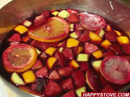 Sangria - By happystove.com