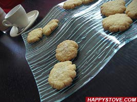 Shortbread Cookies - By happystove.com