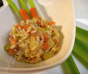 Veggie Risotto